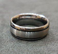 new styles 03580 d0c01 Tman Tungsten Rings – Farah Watches